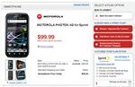 [Deal Alert] Sprint's Motorola Photon 4G Drops To $99.99 At Radioshack