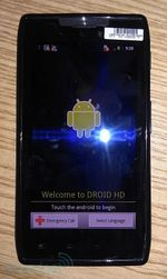 "DROID HD Makes First Appearance, Leaves Us Saying ""BIONIC Who?"""