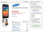 Wirefly Launches Samsung Galaxy S II Epic 4G Touch Pre-Order - Reserve Yours For $50 Less Than At Sprint ($149.99)