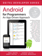 [Updated: Here Are The Winners!] Book Giveaway #10: We're Giving Away Five Copies Of Android For Programmers: An App-Driven Approach