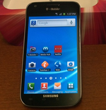 T-Mobile Samsung Galaxy S II Initial Impressions