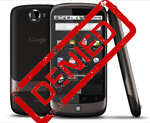 No Ice Cream Sandwich For The Nexus One, Says Google