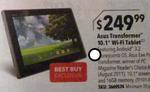 BF Deal Alert: 16GB Asus Transformer Just $250, Dock Just $100 At Best Buy