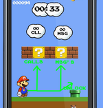 Interactive MIUI Mario Lockscreen Can Unlock Your Phone (But Not World 9)