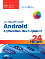 [Updated: Here Are The Winners!] InformIT Holiday Book Giveaway #3: Win One Of Ten Copies Of Teach Yourself Android Application Development In 24 Hours