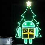 [Video] Auckland GTUG Wishes Users A Merry Christmas With Android-Powered Light Show