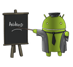 The Android Team Launches Online Android Training - Free Classes With Lessons And Sample Code For All