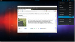 Make Your GNOME 3 (Linux) Desktop Look Like ICS With 'Ice Cream Shell'
