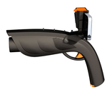 Xappr Gun Turns Your Android Phone Into An AR Weapon, You Into AR Rambo For $45