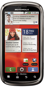 Motorola Is Preparing Gingerbread For CLIQ 2 Owners, Invites 1000 Customers To Give It A Shot Before It Hits The Masses