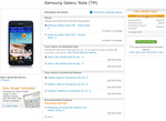 Galaxy Note Phablet Available For Pre-Order From AT&T And Best Buy US And Canada