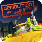 Demolition Inc. Headed For NVIDIA's Tegra Zone In March, Bringing Wacky, Physics-Based Destruction To Your Device