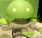 [MWC 2012 Fun] This Robot Will Make You A Custom Galaxy Nexus Case While You Eat Your Ice Cream Sandwich [Video]