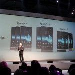 [MWC 2012] Sony Unveils The Xperia P And Xperia U, Younger Brothers Of The Xperia S