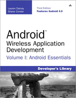 [Updated: Here Are The Winners!] Book Giveaway #17: Learn How To Develop With One Of Ten Copies Of Android Wireless Application Development