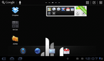 GO Launcher Team Enters The Tablet Launcher Arena With GO Launcher HD Beta, And It's Off To A Great Start