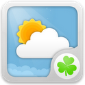 GO Weather Widget Released, Brings Beautiful, Simple Weather To Your GO Launcher EX Home Screen