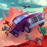 Snuggle Truck Gets Added To Humble Bundle 2, Past And Future Customers Get A Shot At Smuggling Stuffed Animals Across The Border