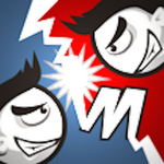 Minibash Brings Strategic Online Fighting With A Colorful, Bloody Twist To Android