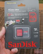 SanDisk 64GB MicroSDXC Card Review: Huge Capacity Meets Impressive Speeds