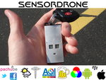 """Sensordrone Aims To Enable """"The 6th Sense Of Your Smartphone"""" With 13 Different Sensors In One Keychain-Sized Accessory"""