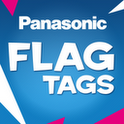 [New App] Panasonic Flag Tags Lets You Show Your Olympic Spirit, Paint Your Face With Chosen Flag Colors