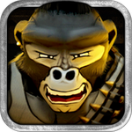 Battle Monkeys: A Game With Apes, Guns, Explosions, And Lava - Need I Say More?
