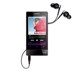 [Update: Pricing And Availability] Sony Announces The Ice Cream Sandwich-Powered Walkman F800 Series Media Player