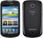 [Leak] Image Of The Mid-Range Samsung Jasper For Verizon Show Up Online, Reminds Us Of The Droid Charge