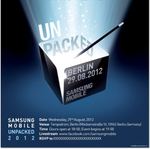Samsung Sending Out Invites For August 29th Unpacked Event At IFA 2012 In Berlin, All But Confirms The Galaxy Note 2