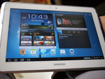 """Negri Electronics Tweets Pics Of The Galaxy Note 10.1, Says It """"Ships 8/3"""" - Color Us Confused"""