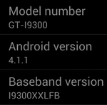 [Update: Newer Firmware] Samsung Galaxy S III Jelly Bean Firmware Leaks With New Notification Bar And Google Now, Available To Download Now
