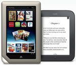 Barnes & Noble Bringing Nook Simple Touch E-Book Readers To John Lewis Stores In The UK, Nook Tablet Makes An Appearance On The UK Website