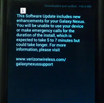 [Download] Jelly Bean Test Build (JRO03O) Available For The Verizon Galaxy Nexus
