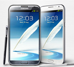 US Samsung Galaxy Note II Signup Page Now Live