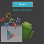How To: Redeem Google Play Gift Cards Using The Device Play Store App