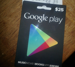 [Leak] Google Play Store Gift Cards May Land In Stores On August 26th
