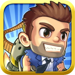 [Game Review] Jetpack Joyride Is Everything A Mobile Game Should Be, Plus Robot Dragons