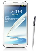 "Samsung Galaxy Note II Specs And Press Shots Leak: 1.6GHz Quad-Core, 5.5"" Display, 3100mAh Battery And More"
