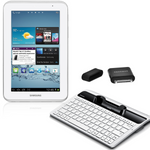Samsung Galaxy Tab 2 7.0 Student Bundle Now Available For $250, Includes Keyboard And USB Adapter