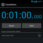 [Screenshots] CyanogenMod Doubles Down On Core Android Functionality, Adds Stopwatch And Timer To Stock Clock App