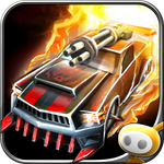 [New Game] Indestructible By Glu Mobile Is Like Twisted Metal, Only Tiny