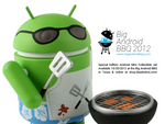 [Update: Winners] Giveaway: Win One Of Three Big Android BBQ Android Figurine Sets From Android Police And Dead Zebra