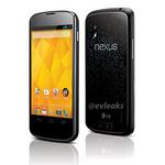 Seemingly Final Nexus 4 Render Leaks, Actually Looks Real This Time