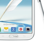 [Updated] Verizon, Why Did You Stick Your Crappy Logo On The Galaxy Note II's Home Button?