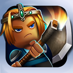 TinyLegends - Crazy Knight Makes Its Way To Android, Begs You To Put The Smack Down On Deformed Squarish Creatures