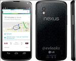 [Update: Another Angle] Alleged Press Shot Of The LG Nexus 4 Leaks, But Is It The Real Deal?