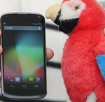 First Video Of LG Nexus 4 Shows Up On Swedish Blog, Shows Off Android 4.2 And Quick Settings