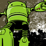 TeeFury Offering Up 'The Android Attack' Shirt For $10 Today Only – See (And Wear) Bugdroid As A Vintage Sci-Fi Monster