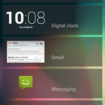 Multiple User Accounts (N10 Only) And Lockscreen Widgets Rolling Out The The Nexus 4 And 10 Right Now